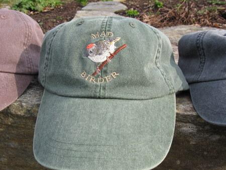 Mad Birder cap